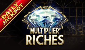 Multiplier Riches Daily Jackpot